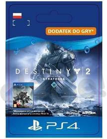 Destiny 2 Expansion II Warmind DLC PS4 wersja cyfrowa