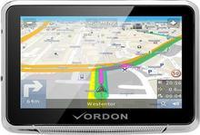 VORDON NAWIGACJA GPS 4,5`` DOŻYWOTNIE Mapy PL + EU NAVVOR4,5