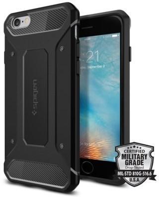 Spigen Rugged Armor SGP11597 iPhone 6s czarny