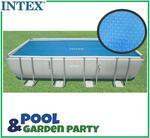 Intex Pokrywa solarna dla basenów 400 x 200 cm 29028