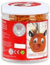Panon Limited Creative Christmas, zestaw kreatywny z włóczką, Renifer