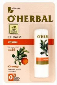 Elfa Pharm Pharm, O'Herbal, balsam do ust ochronny Olejek Pomarańczowy, 4,8 g