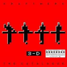 3-D The Catalogue English Version) CD) Kraftwerk