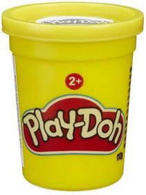 Hasbro Play-Doh Tuba Pojedyncza 112 g Żółta 5010994966324 żółty