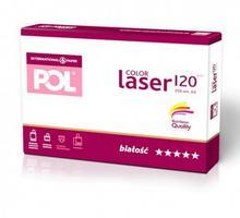 International Paper Papier xero A4 PolColor Laser 120g. biały