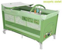 Baby Design Dream łóżeczko turystyczne zielone 04 wysyłka 24h Enova19364