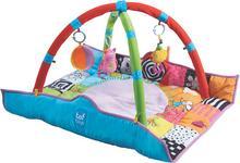 Taf Toys Mata do zabawy z drążkiem dla noworodków