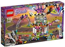 LEGO Friends Dzień wielkiego wyścigu - ekspresowa wysyłka i bezpieczeństwo zakupów  21 dni na zwrot.