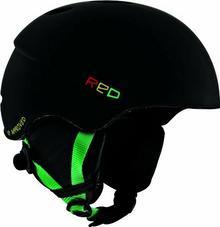 R.E.D. Kask wzmacniacz audio narciarski męski/Snowboard