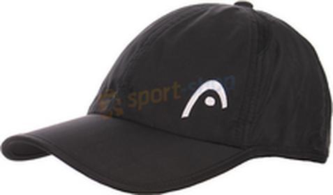 Head Czapka Pro Player Cap (czarna) 287015