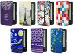 4kom.pl Etui Pocketbook 623/624/614/626 Touch Lux 2 i 3 Kolorowe drzewko 02426 (024265)