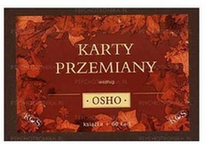 KOS Karty przemiany -  Osho