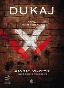 Xavras Wyżryn i inne fikcje narodowe (audiobook CD) - Jacek Dukaj