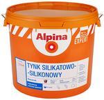 Alpina Tynk sylikatowo-silikonowy Expert B1 biały 25 kg