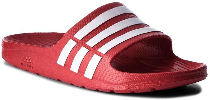 size 40 f2cc8 7190f Adidas Klapki Duramo Slide G15886 ColredWhtColred – ceny, dane  techniczne, opinie na SKAPIEC.pl