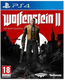 Gra PS4 WOLFENSTEIN II The New Colossus 5055856416784