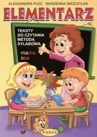 Pasja Aleksandra Plec, Marzenna Skoczylas Elementarz