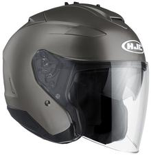 HJC KASK IS-33 II SEMI FLAT TITANIUM