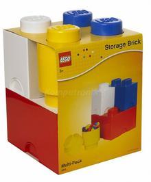 LEGO LEGO Storage Brick Multi-Pack 4 szt 40150001