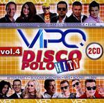 Wydawnictwo Folk Vipo - Disco Polo Hity vol. 4 CD