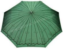 PIERRE CARDIN Parasol wiatroodporny PIERRE CARDIN 673/2 Zielony - zielony 673/2 zielony-0