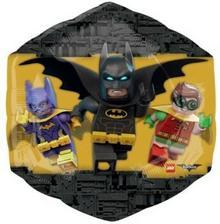 AMSCAN Balon foliowy SuperShape Lego Batman 3586701