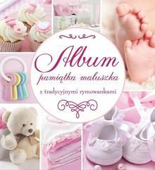 Wilga Album Pamiątka Maluszka (różowy) WILGA