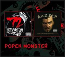Popek Monster 72 Hours i Bad POP CD) Various Artists