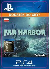 Fallout 4 Far Harbor DLC PS4 wersja cyfrowa