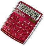 CITIZEN Kalkulator biurowy CITIZEN CDC-80 RDWB 8-cyfrowy 135x80mm czerwony 10000_7714