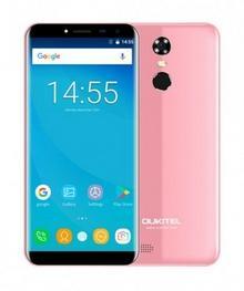 Oukitel C8 2/16 GB różowy
