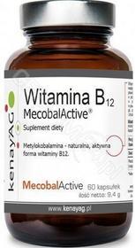 KENAY Witamina B12 metylokobalamina x 60 kaps Kenay