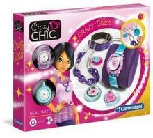 Clementoni Crazy Chic Zegarek 78254 8005125782543
