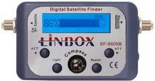 LINBOX MIERNIK SATELITARNY LINBOX LCD SF-9505 A MIERNIK DVB-S LINBOX SF-9505