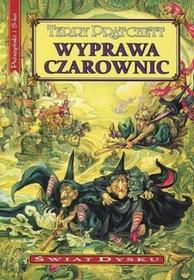 Prószyński Terry Pratchett Świat Dysku. Wyprawa czarownic