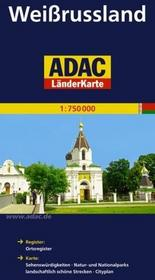 ADAC Białoruś mapa 1:750 000 ADAC