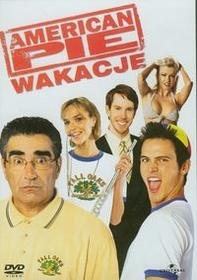 TiM Film Studio American Pie Wakacja DVD Brad Riddel