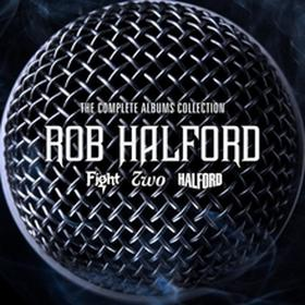 The Complete Albums Collection CD) Rob Halford
