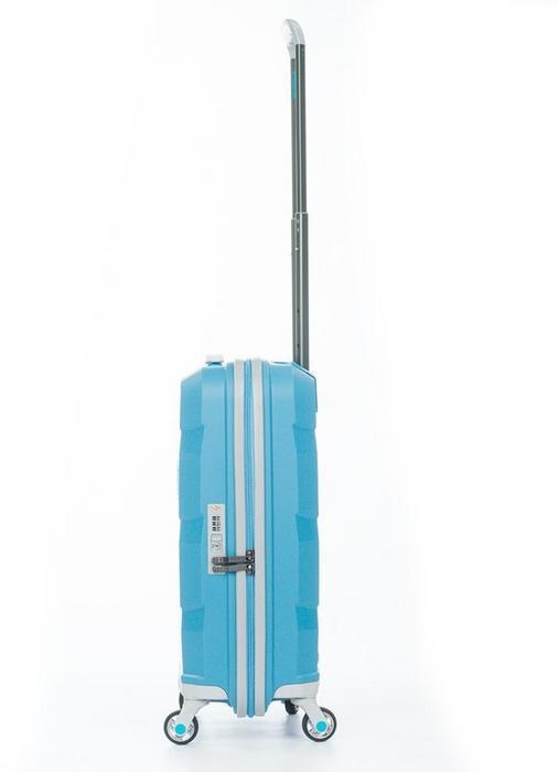 BG BERLIN Walizka kabinowa S mała antywłamaniowa ZIP2 36702