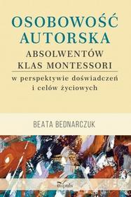 Impuls Osobowość autorska absolwentów klas Montessori - Beata Bednarczuk
