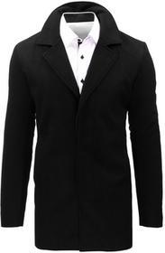 Dstreet Płaszcz męski czarny (cx0357) cx0357_m