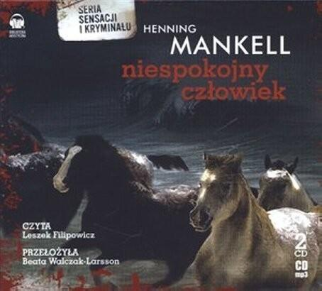 Niespokojny człowiek - książka audio na CD (format mp3) - Henning Mankell