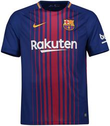 Nike FC BARCELONA - KOSZULKA 2017/18, DOM