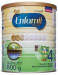 Johnson&Johnson MEAD NUTRITION POLAND)SP Z O.O Enfamil Premium 4 Mleko modyfikowane dla dzieci powyżej 2 roku życia 800 g 8969801