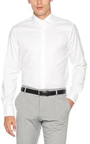 45888c536 TOMMY HILFIGER koszula męska Business Core Stretch Oxford z krótkim rękawem  - krój regularny 39 TT0TT01938-100 - Ceny i opinie na Skapiec.pl