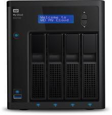 Western Digital WD My Cloud EX4100 Gigabit Ethernet x2 32 TB WDBWZE0320KBK-EESN