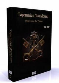 Telewizja Polska S.A. Tajemnice Watykanu 4DVD) DVD) Paweł Pitera Krzysztof Talczewski