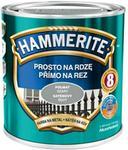 Hammerite Farba do metalu Prosto Na Rdzę półmat szary 0 25 l