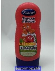 Bübchen Bubchen szampon z żelem pod prysznic Malina 230 ml