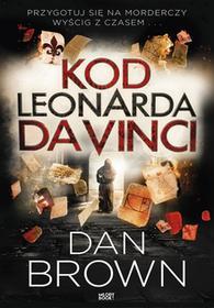 Sonia Draga Kod Leonarda da Vinci. Wydanie skrócone - Dan Brown